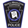 North Middleton Township Police Department Badge