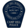 Camp Hill Police Department Badge
