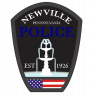 Newville Police Department Badge