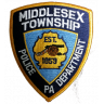 Middlesex Township Police Department Badge