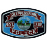 Shippensburg Police Department Badge