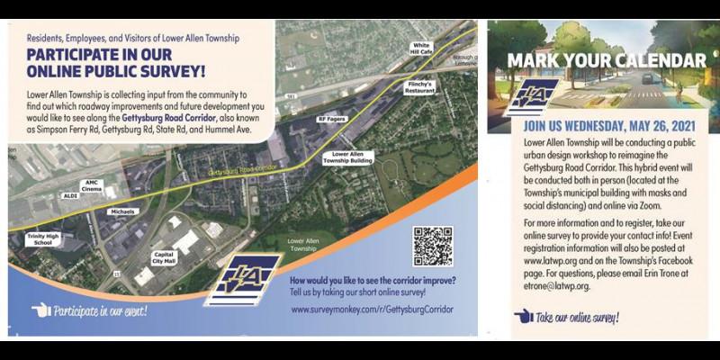 Image for Gettysburg Road Corridor Survey